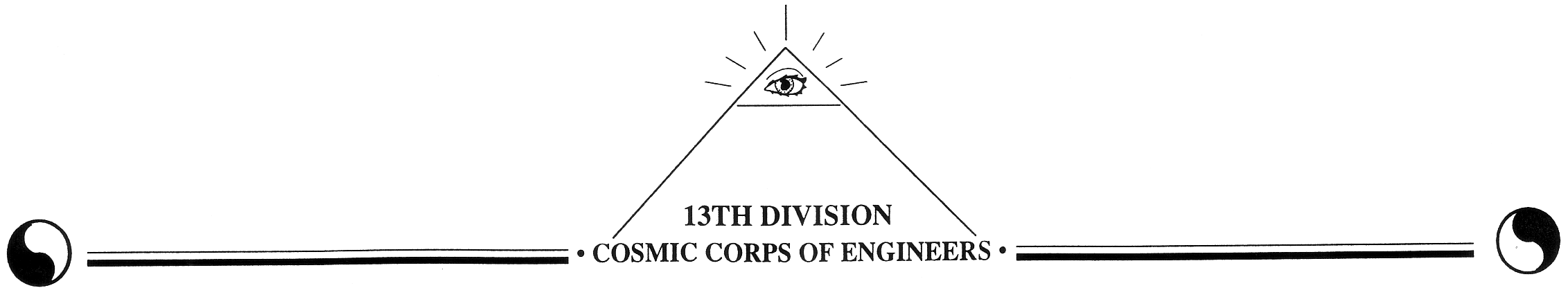 13th Division - Cosmic Corps pf Engineers